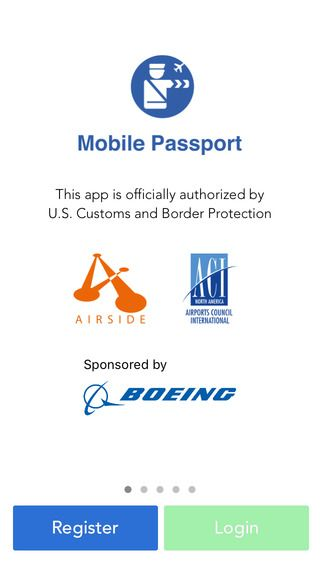 Mobile Passport - Officially authorized by the U.S. Customs & Border Protection by Airside Mobile LLC