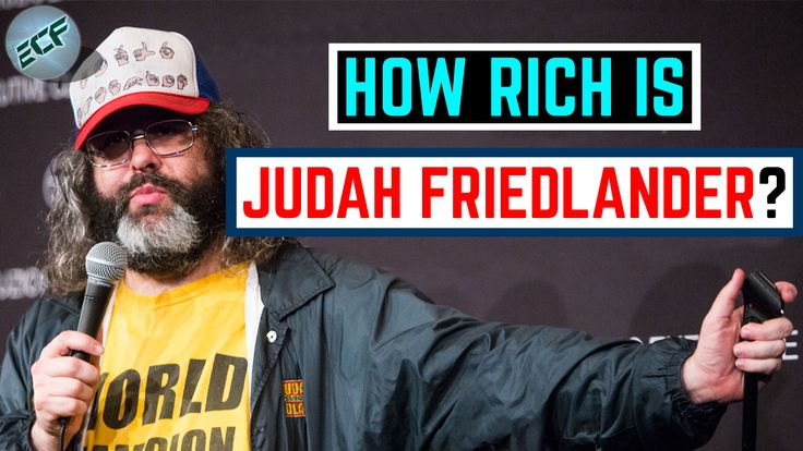 Judah Friedlander is a Stand-up comedian who is best known for playing Frank Rossitano on the NBC sitcom, 30 Rock. He is also famous for his work in 'Wet Hot America,' 'Meet the Parents,' 'Zoolander,' and 'Chapter 27.' Judah is also the author of the book, How to Beat Up Anybody: An Instructional and Inspirational Karate Book by the World Champion. Watch the full video to know behind the scenes details on his life!