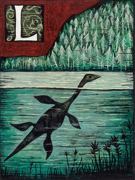 i'd like a loch ness hoopla. this is a cute nessy iamge, but i really only need it to be recognizable as loch ness