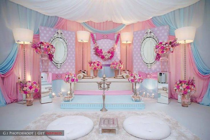 Malay Modern Reception Decorations Pelamin Dan Dekorasi 44238