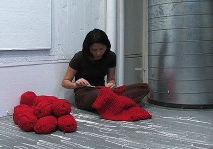 Crocheted Cocoon