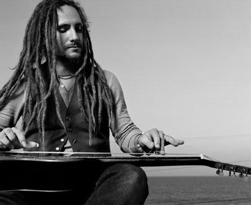 It didn't say this when I pinned it but this is John Butler from John Butler Trio... Amazing artist.