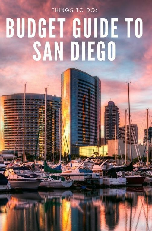 The following is a budget guide to San Diego from my local point of view; things to do that won't cost you an arm and a leg, while still getting the full San Diego experience.