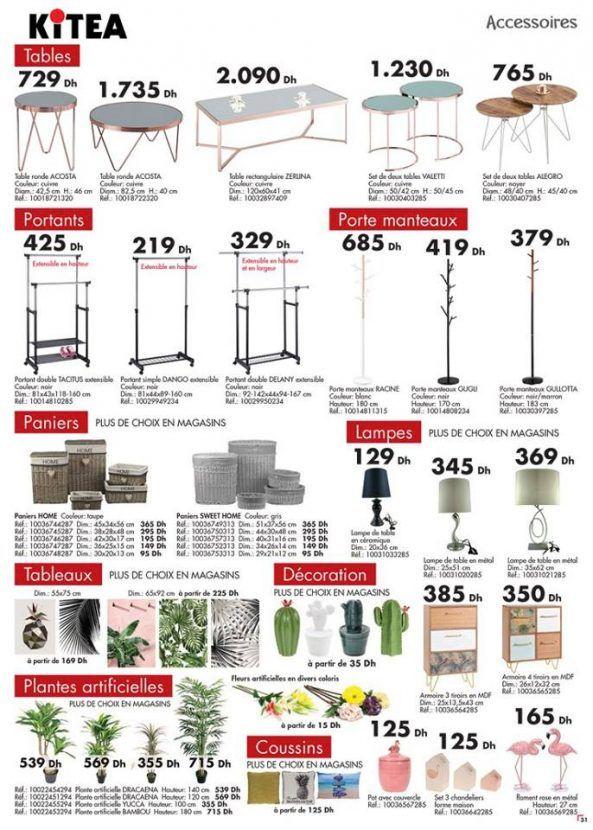 Catalogue Kitea Maroc De L Ete 2018 Chambres A Coucher Rangements Et Salons Page 30 Catalogue Maroc Chambre A Coucher