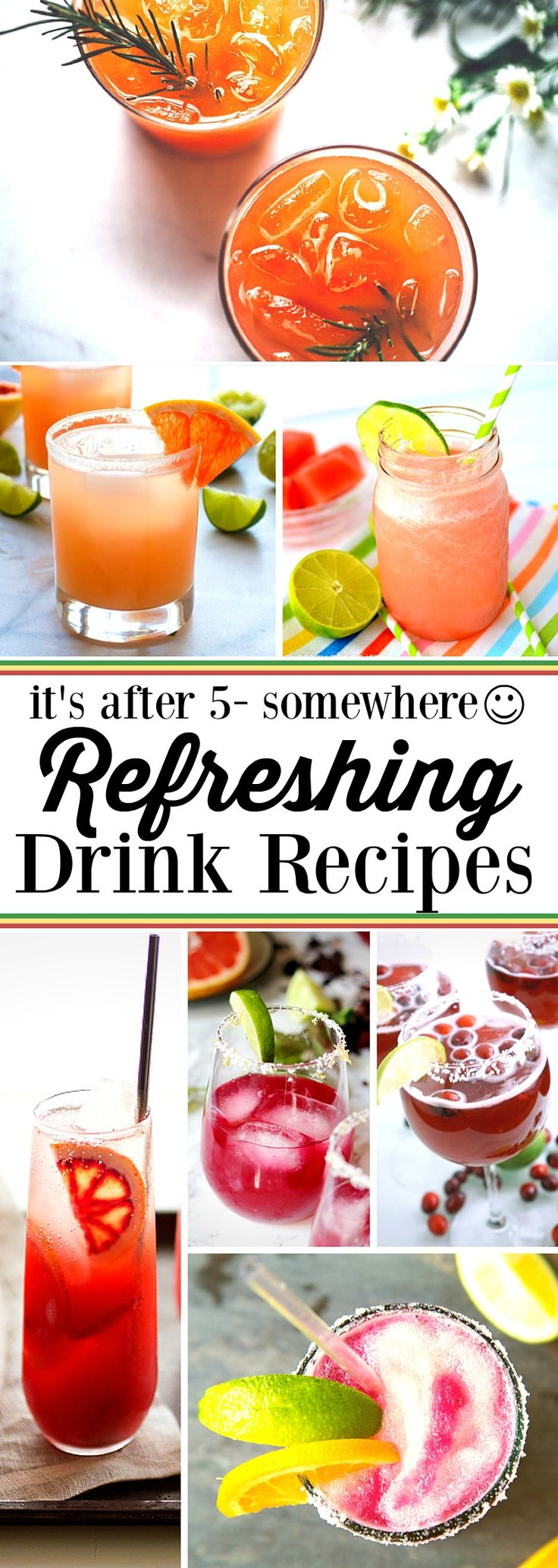 19 best ideas about drink recipes on pinterest sangria for Refreshing alcoholic drink recipes