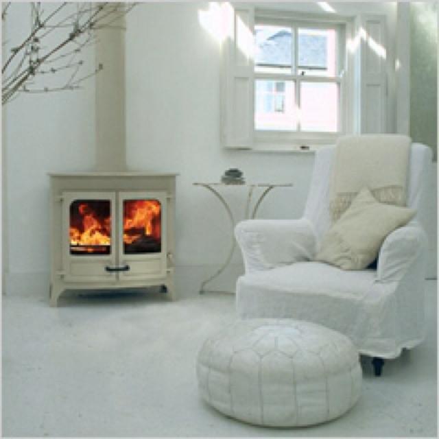 Log burner   Charnwood UK