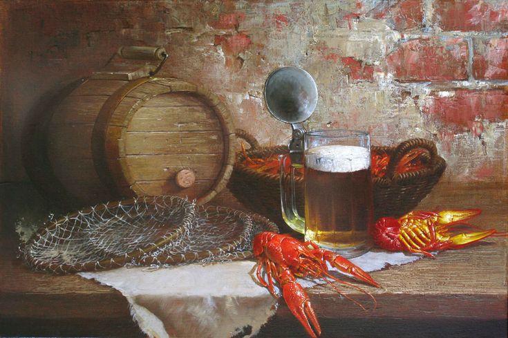 A meal - Dmitri Annenkov