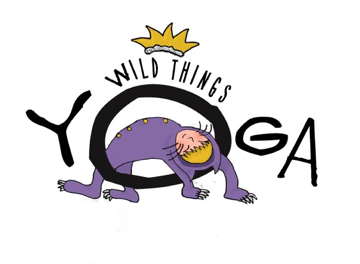 Wild Things Yoga: Early Literacy and Yoga lesson plan focusing on letter/sound identification