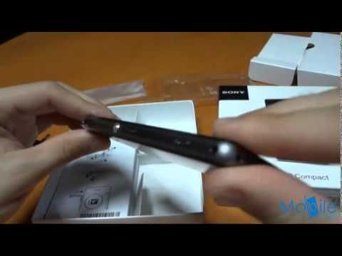 Xperia Z1 Compact - Unboxing by MobileTrend