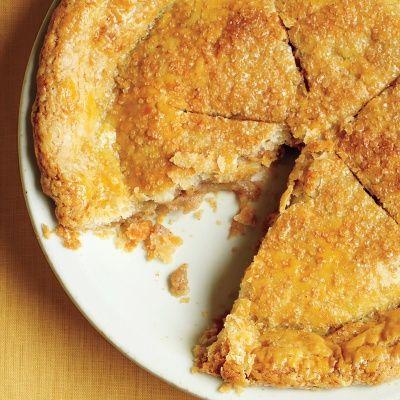 Pioneer Vinegar Pie