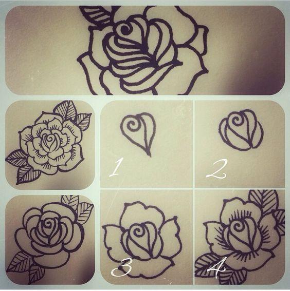 Classic rose