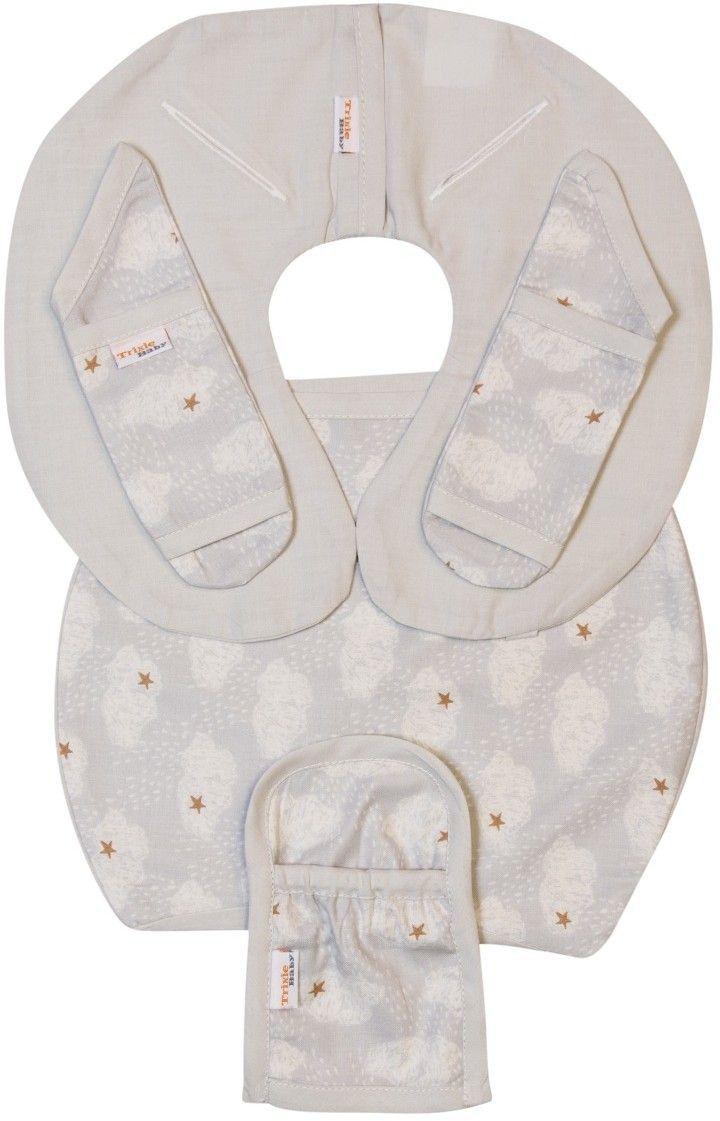 Trixie Baby Zubehör für Maxi-Cosi Pebble Clouds - Autositze Gruppe 0+ - Unterwegs - Baby