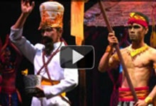New Bali stage show performance - Devdan Show