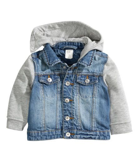H&M baby boy jacket!