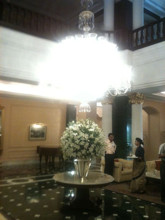 The Oberoi Grand in Kolkata, West Bengal