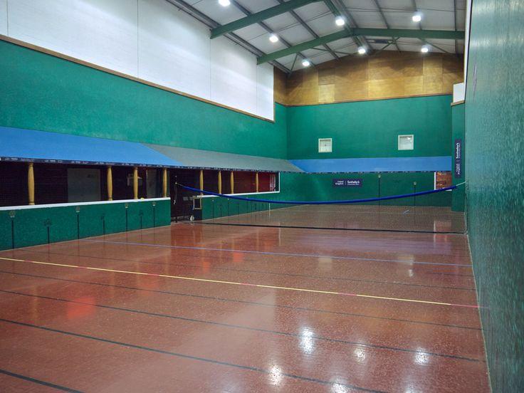 The Oratory School Real Tennis Club