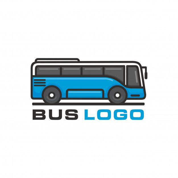 Bus Travel Bus Logo Vector Template Logos Vector Free Logos Design