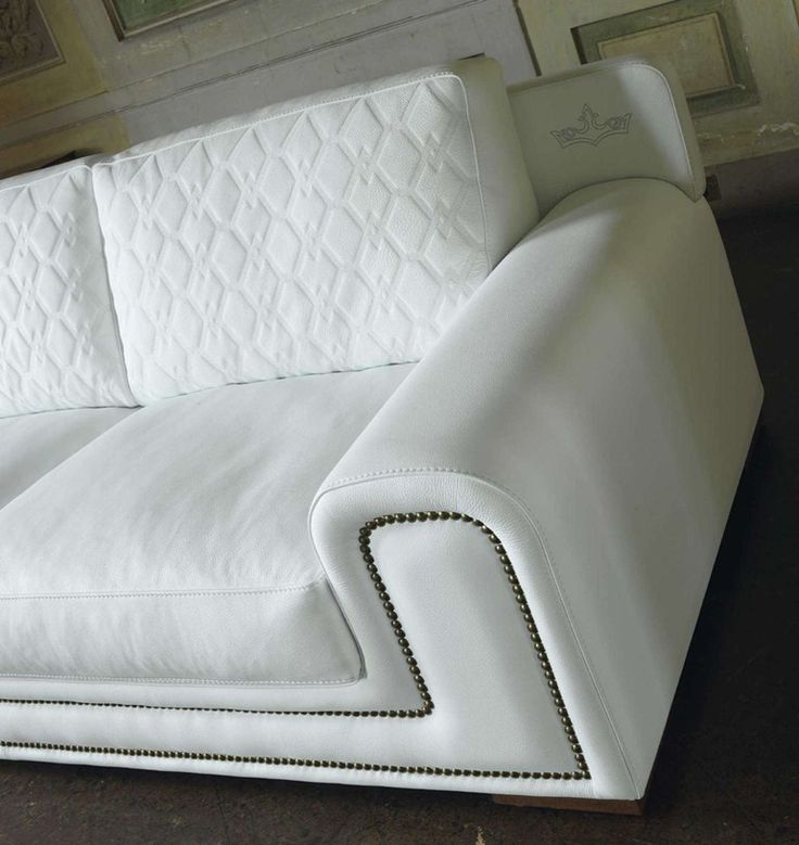 Leather Sofa Majestic Formenti