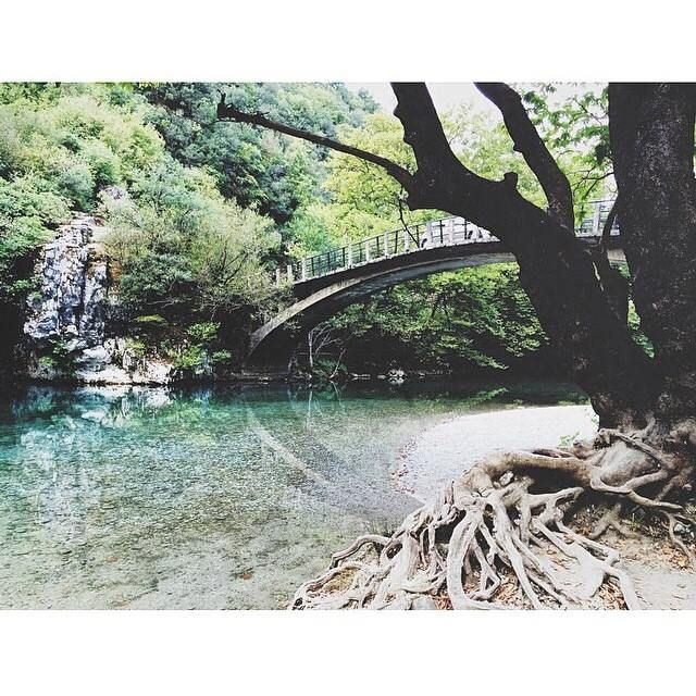 photo credits to @sophiemrtd  #voidomatis #papigo #Zagori #promote_Greece