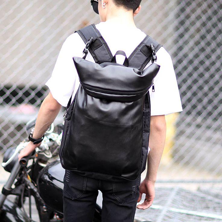 $30.90 (Buy here: https://alitems.com/g/1e8d114494ebda23ff8b16525dc3e8/?i=5&ulp=https%3A%2F%2Fwww.aliexpress.com%2Fitem%2F2016-New-Hot-Sold-Men-s-Backpacks-Men-Backpacks-Outdoor-Backpack-Famous-Brands-School-Student-Leather%2F32706351674.html ) 2016 New Hot Sold Men's Backpacks Men Backpacks Backpack Famous Brands School Student Leather Backpack for just $30.90