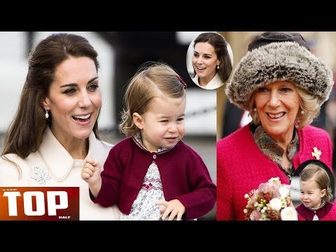 Kate Middleton's Baby Girl To Steal Camilla Parker-Bowles' Title, Princess Of Wales?