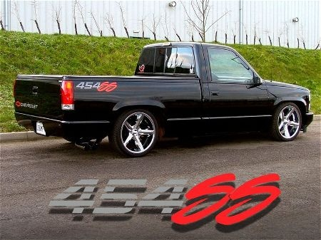 1992 454ss Custom Wheels Drop Trucks Trucks Chevy Trucks