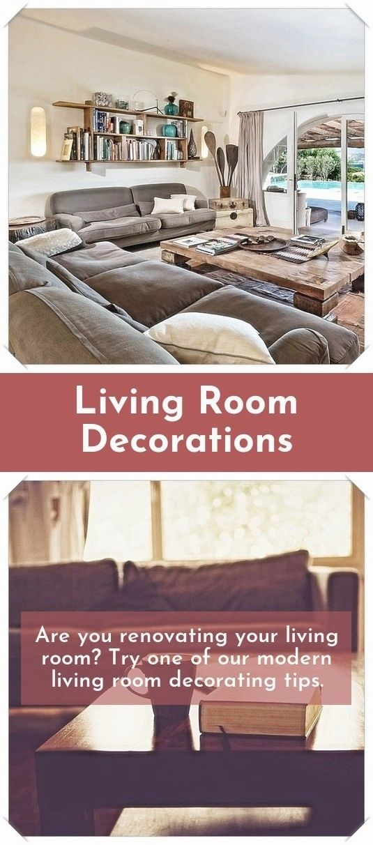 Easy living room design and decoration ideas - Are you remodeling