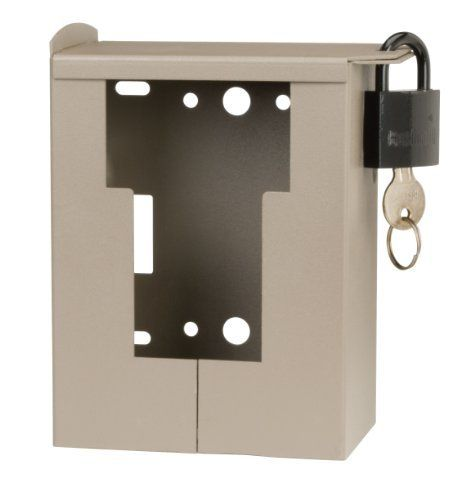 Bushnell Bear Safe Security Case for Trophy Cam Trail Cameras, Model: 119653C, Electronic Store