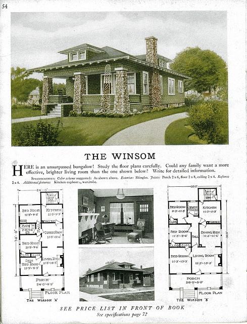 Historically correct house plans