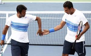 Mahesh Bhupathi is clearly disappointed with the All India Tennis  Association's decision to pair him up with Leander Paes in the men's  doubles team for the London Olympics.
