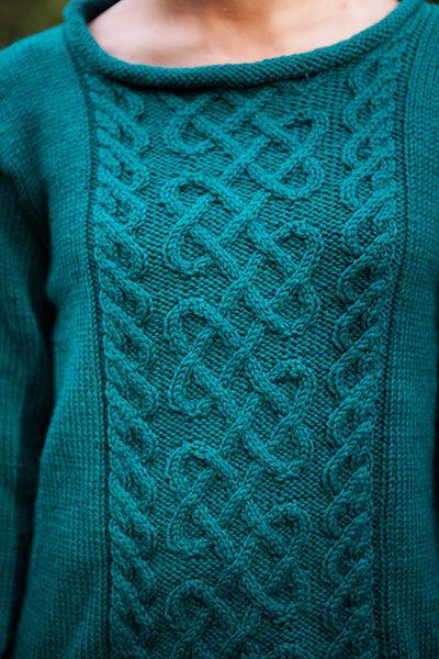 195 best images about Irish Knitting & Crochet Patterns on ...