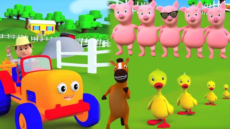 Old MacDonald tinha uma fazenda | miúdos rimas | poemas compilação em po... MacDonald velho teve uma exploração agrícola - animação 3D Inglês rimas de berçário & canções para crianças #kids #toddlers #preschool #education #parenting #oldmacdonald #farmeesportuguese #kidsvideos #nurseryrhymes #playtime #fun