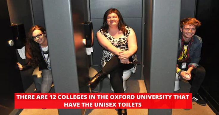 New ideas are coming out that suppose to counter this issue. This time Oxford University has taken a strange decision which is to provide gender-neutral toilets in Somerville College Oxford.