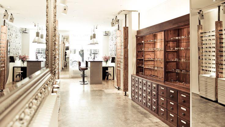 *The Redesigned FUNK Optik Store Munich!* Schellingstrau00dfe 18 | 80799 Munich | Germany Photos ...