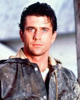 Mel Gibson- back in the day NOTHING was better (no comments about more recent history)!