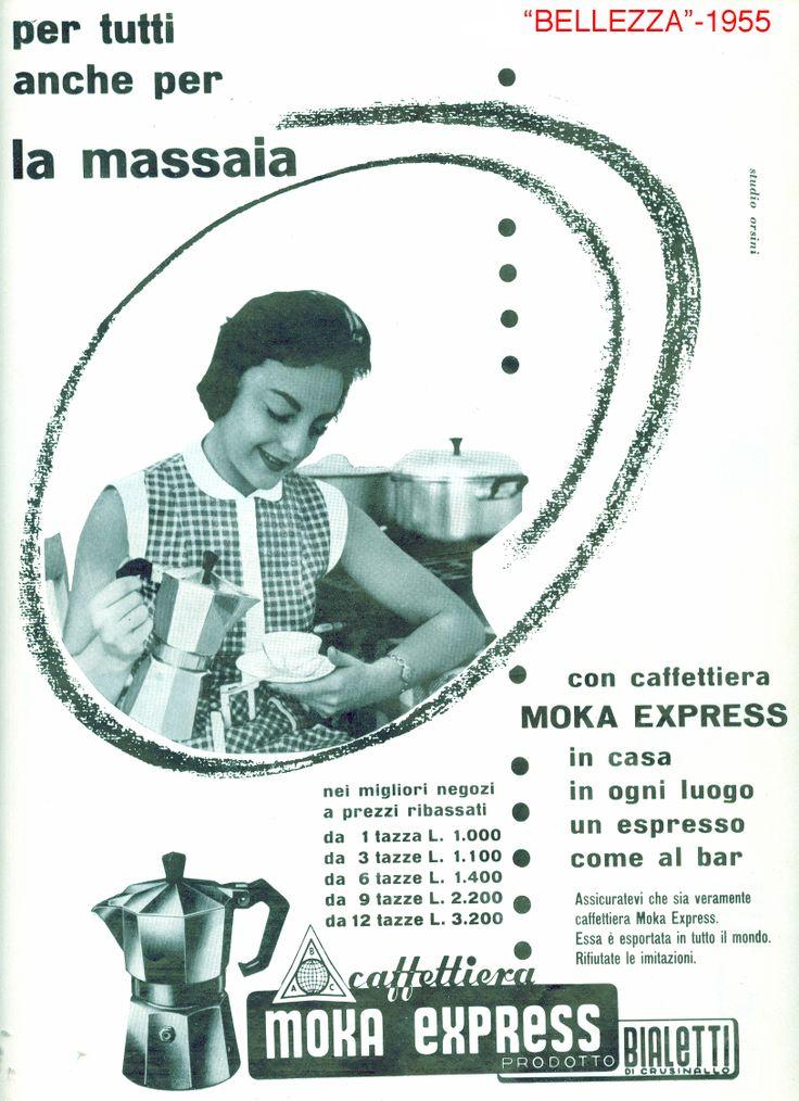 #Vintage #Advertising #Advertisement #MokaExpress
