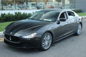 2015 Maserati Ghibli price