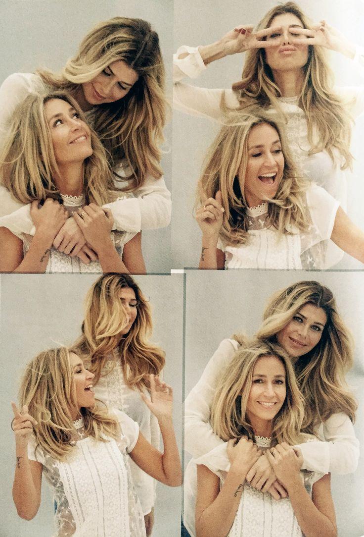 Wendy van Dijk en Estelle Cruijff praten in het eerst nummer van Wendy over hun jeugd, liefde en de zoektocht naar geluk.