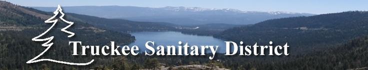 Truckee Sanitary District: Trucke Sanitari, Trucks Sanitari, Sanitari District