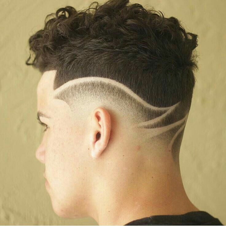 25 Cool Haircuts For Men Ideas: 208 Best Images About Men's Hair Art On Pinterest