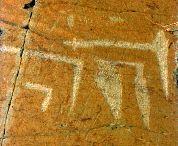 La vallée des Merveilles : Les gravures rupestre de l'âge du bronze.
