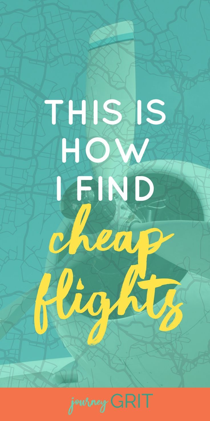 """How do you actually get a good travel deal online? Let's be honest, it's hard to find, especially considering all the silly travel """"advice"""" and travel hacks you hear out there. Read on to see how I find cheap flights online. #traveltips #travel #travelhac"""