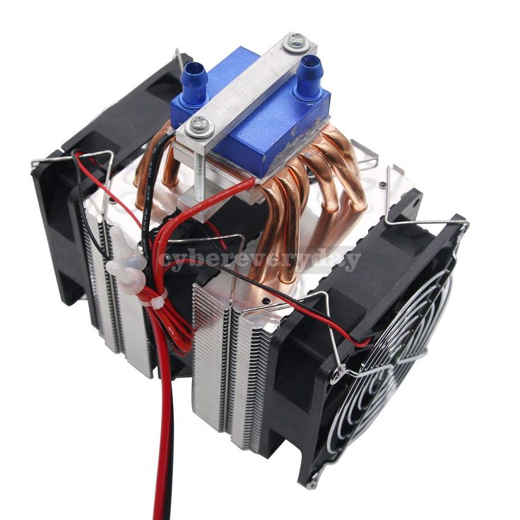Buy 12v thermoelectric cooler 180w water chiller diy