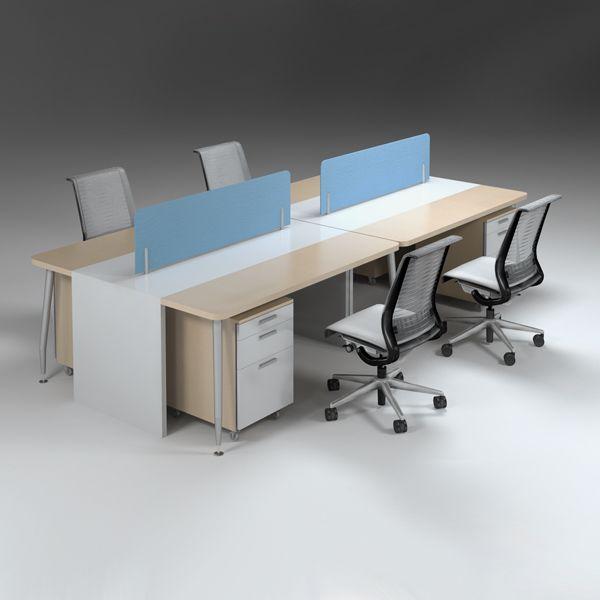 Cluster Work stations - Office Desks