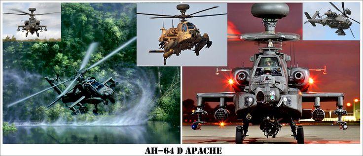 AH–64 D Apache