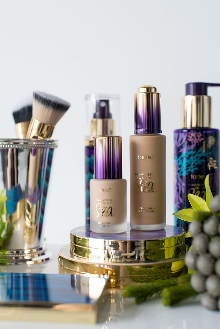 Tarte Rainforest Of The Sea @sephora #makeup #hydrating #review