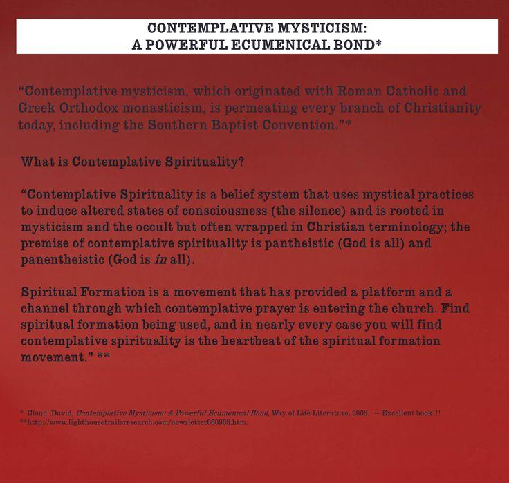 Contemplative Mysticism Definition