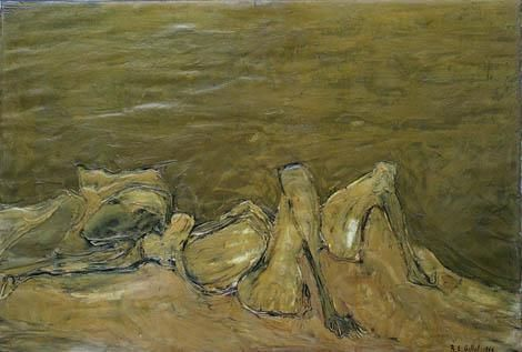 MARILYN - Roger-Edgar GILLET - Galerie Guigon