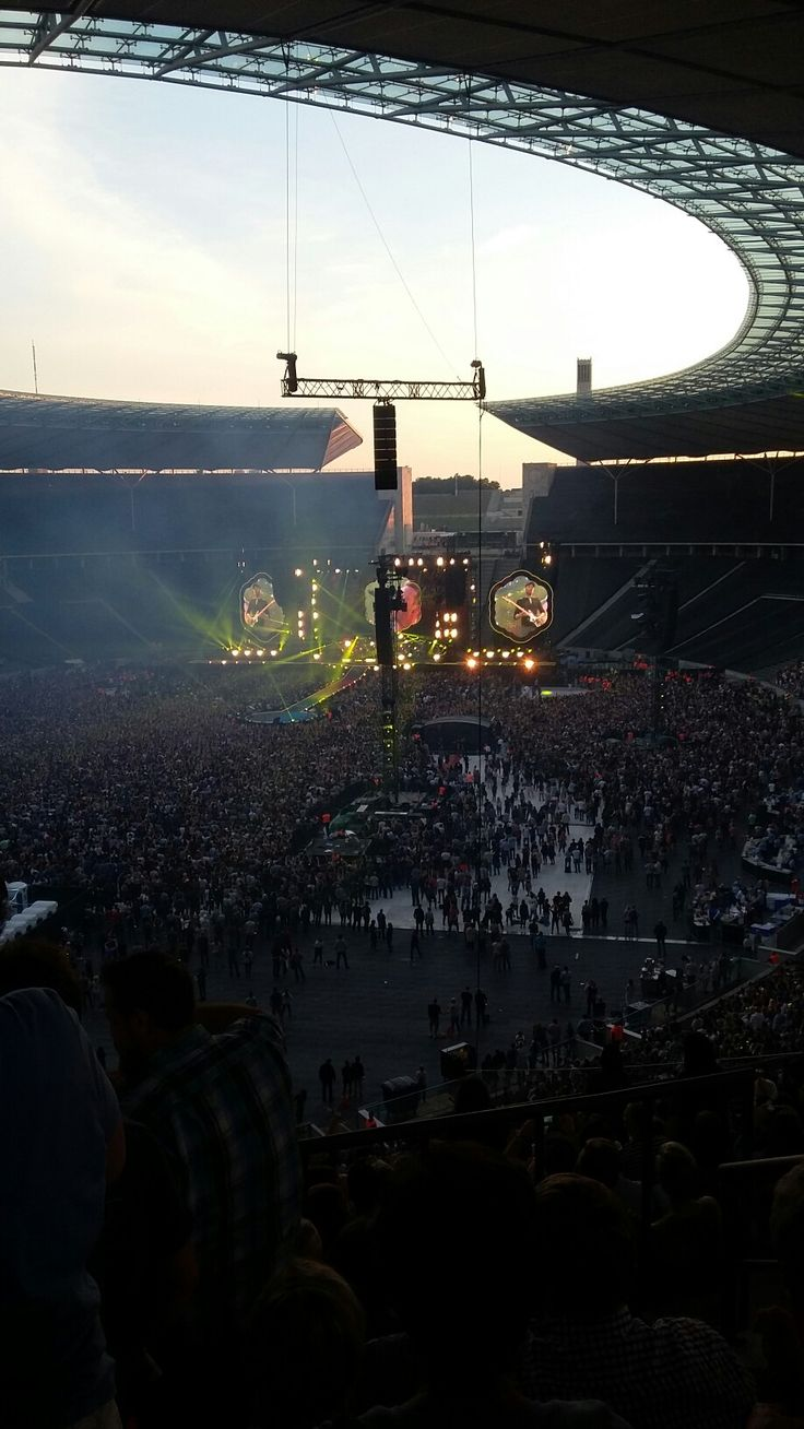 Coldplay 2016 in Berlin
