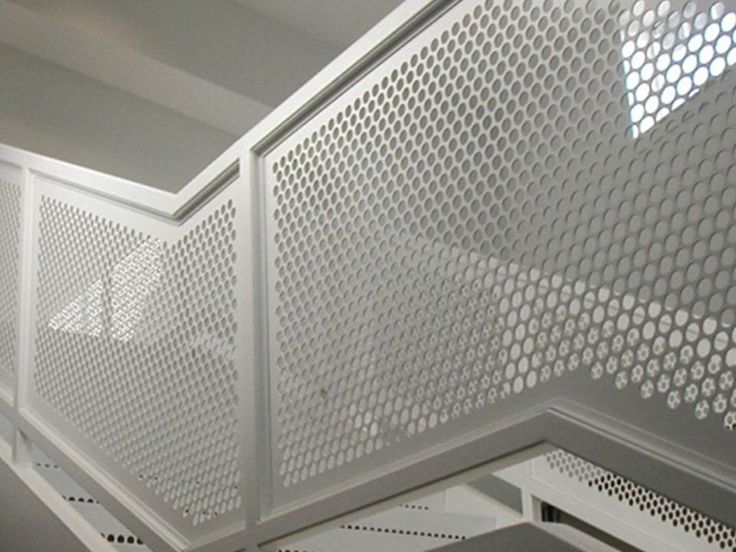 Custom Infill Panels Perforated Infill Panels Metal